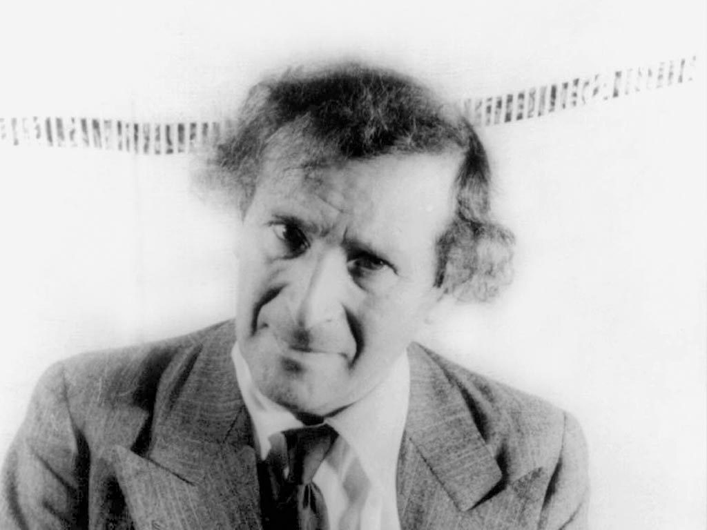 Marc Chagall, photo by Carl Van Vechten